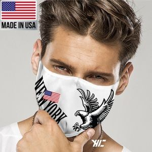 Accessories - NEW YORK 7 PC SET IN STOCK Made in USA Face Masks